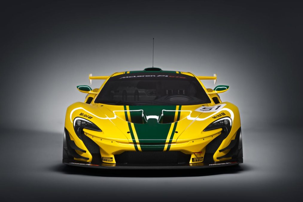 F1 Throwback Mclaren Rebuilds Ayrton Senna S Legendary P1 Gtr