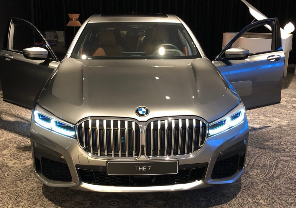 2020 Bmw 7 Series Preview Leaked