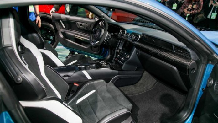 2020 Ford Shelby GT500 - Interior