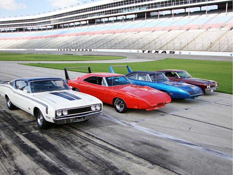 Aero Warrior Meet at Texas Motor Speedway