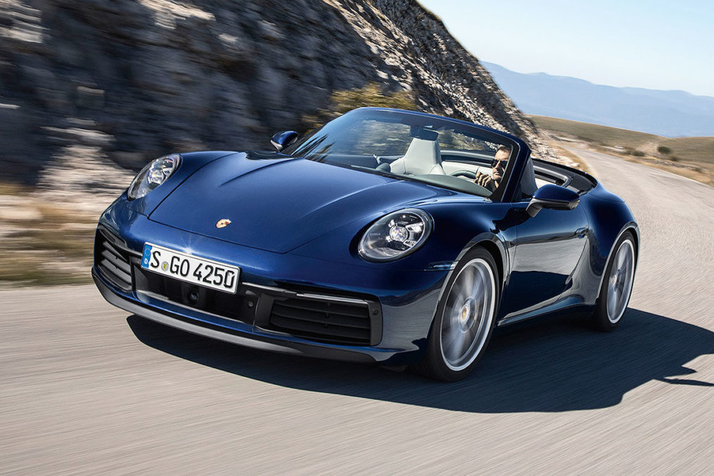 the 992 porsche 911 cabriolet revealed. Black Bedroom Furniture Sets. Home Design Ideas