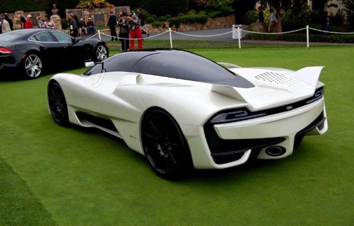 SCC North America Tuatara Concept Model