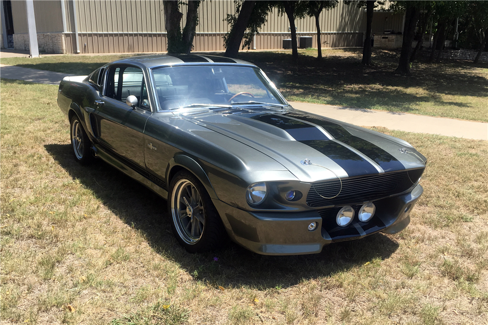 1967 Shelby Gt500 Eleanor >> Gone In 60 Seconds 1967 Ford Mustang Shelby Gt500 Eleanor