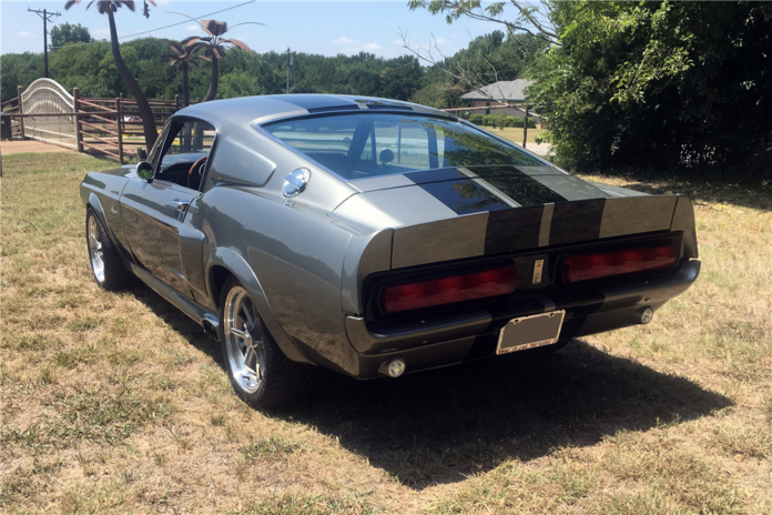 Gone In 60 Seconds 1967 Ford Mustang Shelby Gt500 Eleanor For Sale