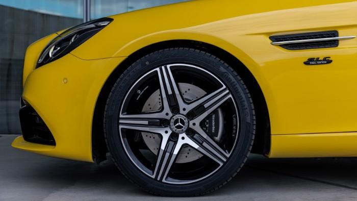 2019 Mercedes-Benz SLC Final Edition - wheels