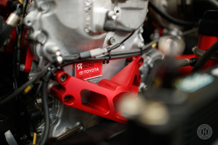 2019 Toyota Corolla Formula Drift - engine mount