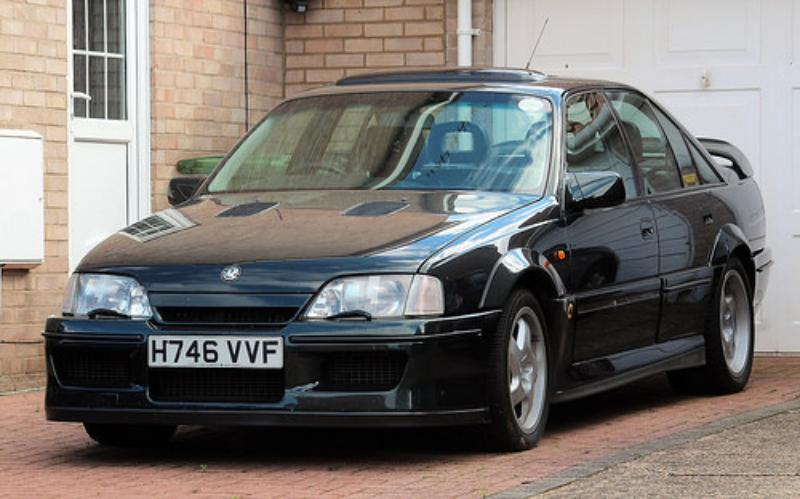 1990-1992 Lotus Carlton