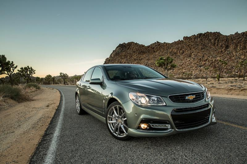 2014-2017 Chevy SS