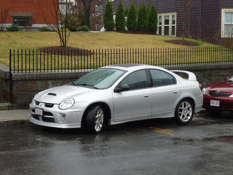 2003-2005 Dodge Neon SRT-4