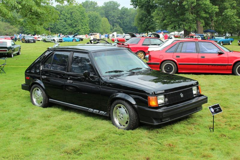 1986 Dodge Shelby GLH-S