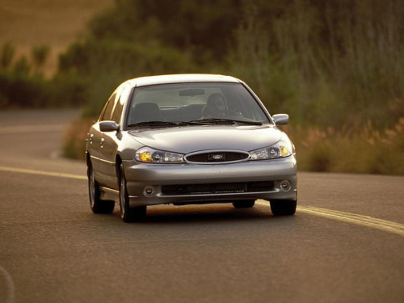 1998-2000 Ford SVT Contour