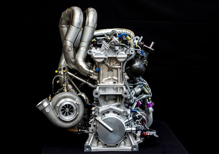 Audi Built A Brand New 610 Bhp Turbocharged I4 Engine For The 2019 Dtm Season