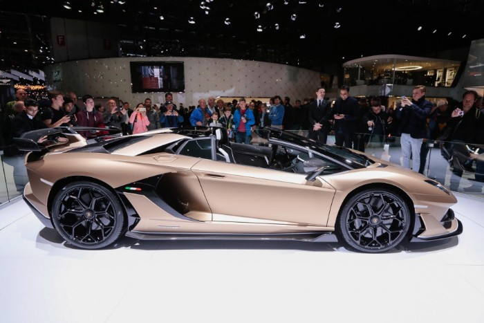 The Future Of Lamborghini Supercapacitors V12s
