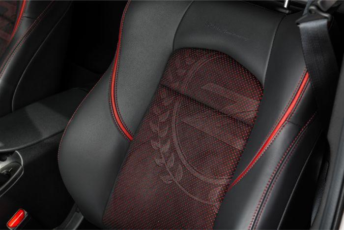 Nissan 370Z 50th Anniversary Special Edition - interior