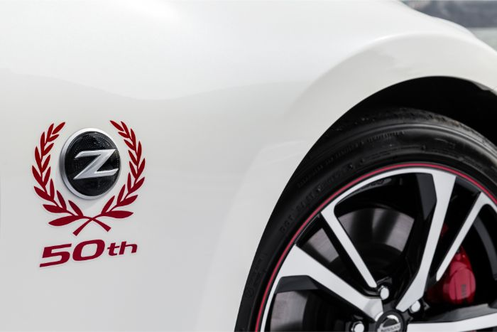 Nissan 370Z 50th Anniversary Special Edition - wheels