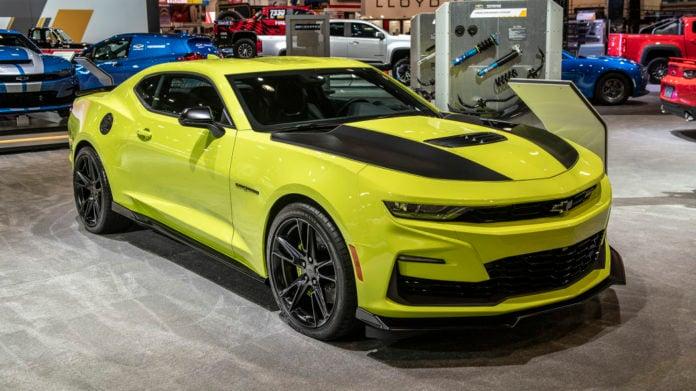Chevy Camaro Gets A Makeover For 2020