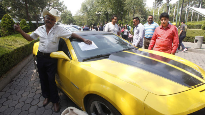 Local Car Auctions >> Mexico Auctions Awesome Seized Cars To Fund Local Projects