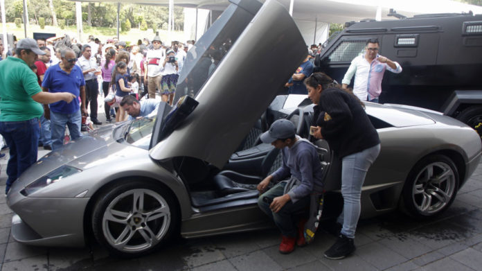 Mexico Auctions Awesome Seized Cars To Fund Local Projects