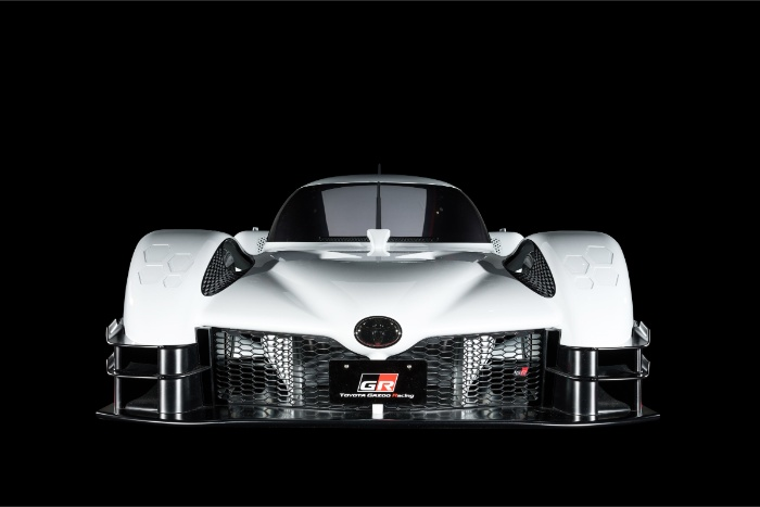 Toyota GR Super Sport - front view