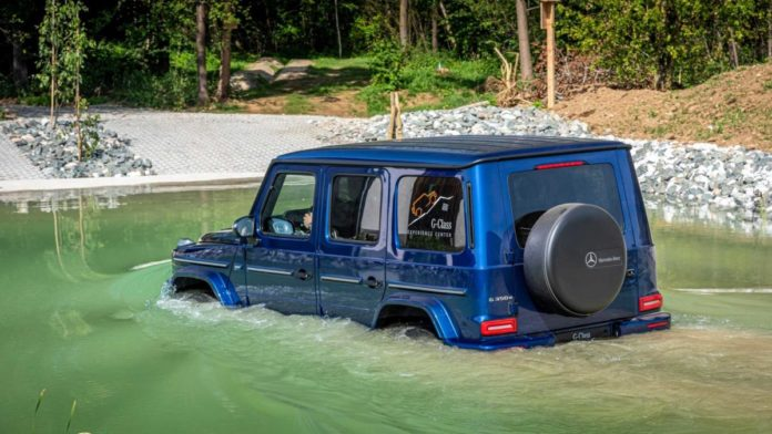 Mercedes Benz G-Class Celebrates 40th Anniversary with 3 New