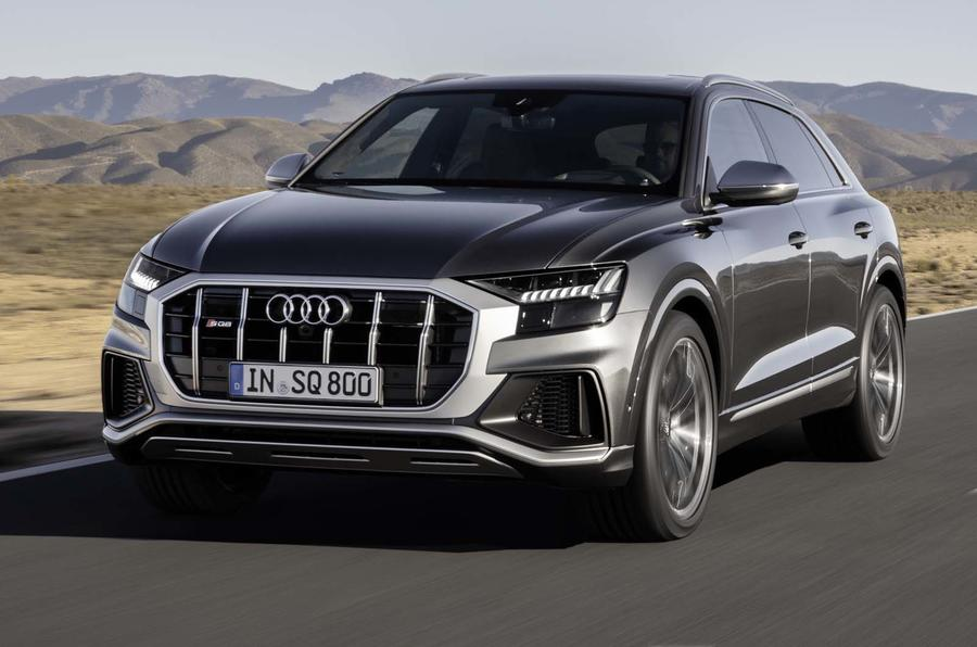 2020 Audi SQ8 TDI: First Look at the Flagship SUV