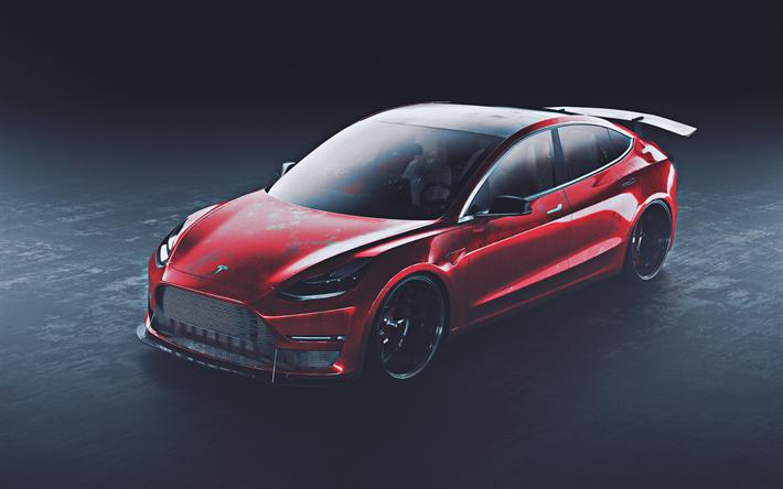 Tesla Model 3 Named America's Safest Car, Outselling Porsche In Europe