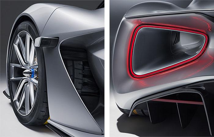 Lotus Evija fully-electric hypercar - details