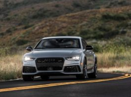 AddArmor Audi RS7 APR - front view