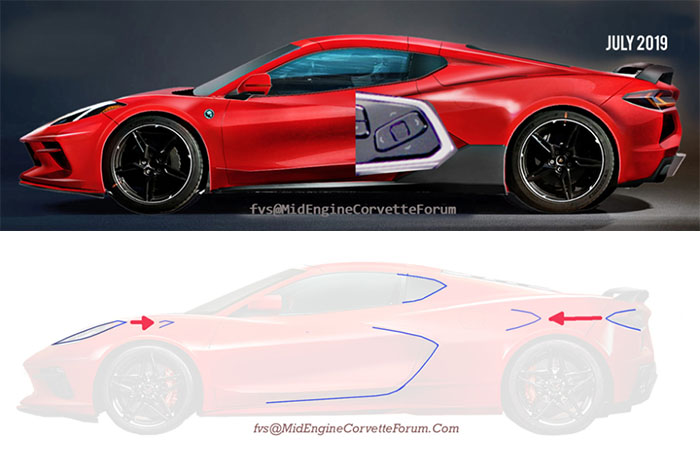 Corvette C8 Will Debut As A Stingray, Check Out Its New Logos