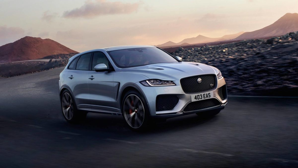 Here Comes the New Jaguar J-Pace Plug-In Hybrid SUV
