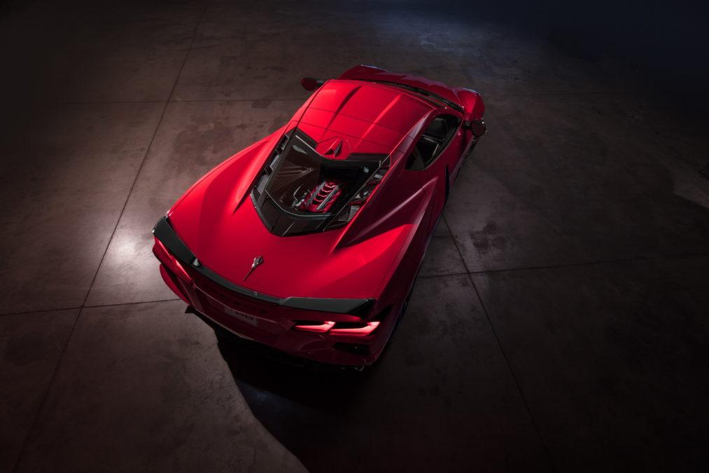 2020 Chevrolet C8 Stingray