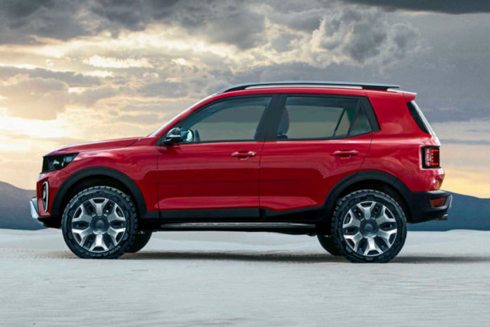 "Here Comes the 2021 Ford ""Baby Bronco"" Adventurer"