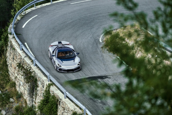 The Pininfarina Battista EV Hypercar