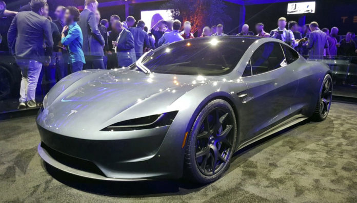 Electric Vehicles have become hugely popular thanks to hype around cars like the 2020 Tesla Roadster Concept.